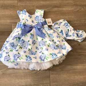 Other - NWT Floral Toddler Dress